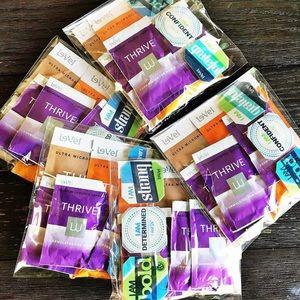 Thrive Sample Packs
